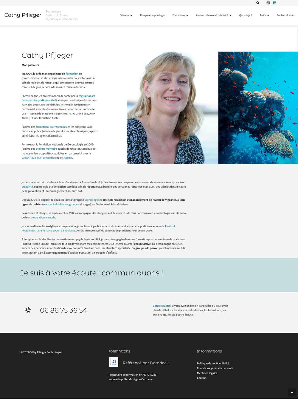 Site sophrologue
