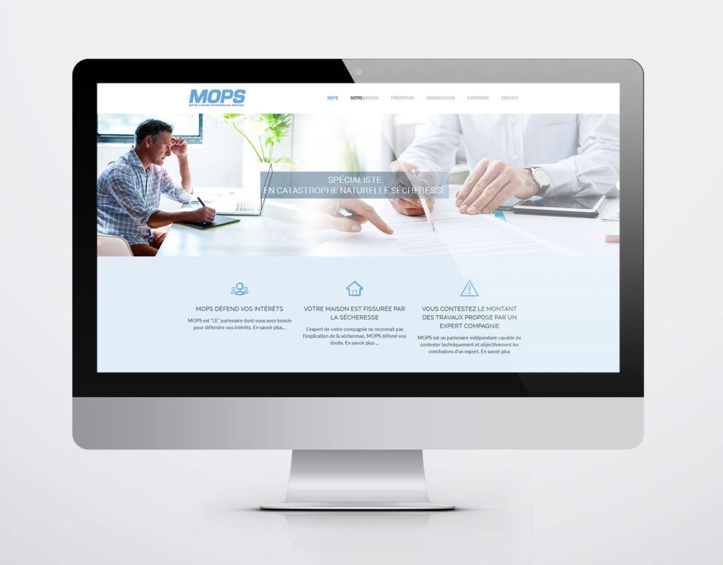 Site internet maître d'oeuvre